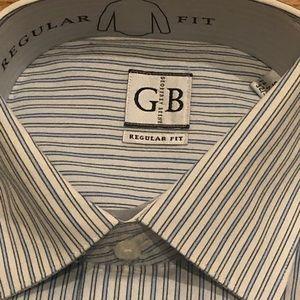 Geoffrey Beene Shirts - Men's Geoffrey Beene dress shirt 14-14 1/2 32/33